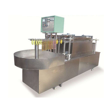 Full Automatic Ice Lolly Sealing Filling Machine Milk Juice Ice Pop Maker