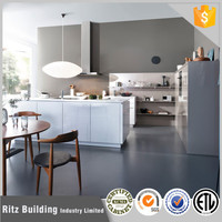 European Style high gloss lacquer kitchen cabinet door for kitchen designs