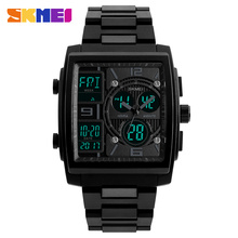 New Design 3 Time Watch Cool Man Wristwatch From SKMEI Wholesale Original Factory
