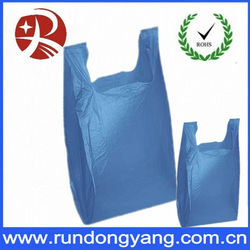 wholesale cheaper t shirt plastic bag for bulk quantity order