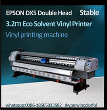 dealer price 12 monthes maintenance 3.2m 10.5feet original dx5 printhead roland eco solvent printer with price