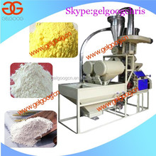 High efficiency maize processing plant/ small corn flour machine for sale