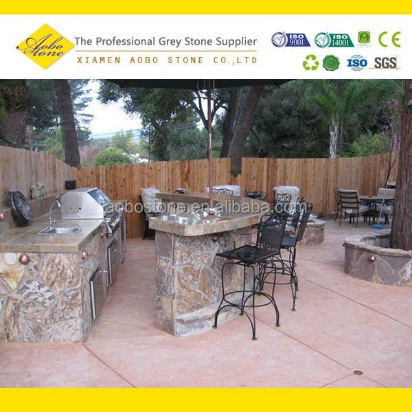 granite bar tops, outdoor stone bar tops