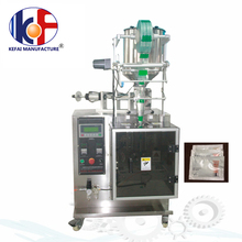baschi cream whitening packing machine