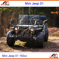China Mini Jeep Willys 150cc 2015 latest 250cc available Auto or Manual gears
