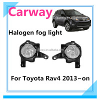 Hot selling automobile parts fog light for Toyota rav4 2013