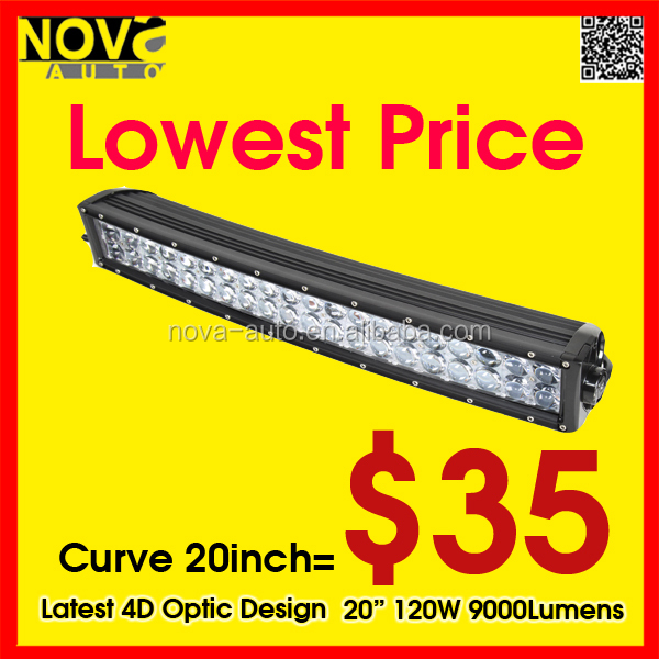 chines supplier 4x4 truck 12v automotive led light auto led light bar cree