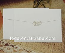 envelopes for wedding invitations with seal or stickers