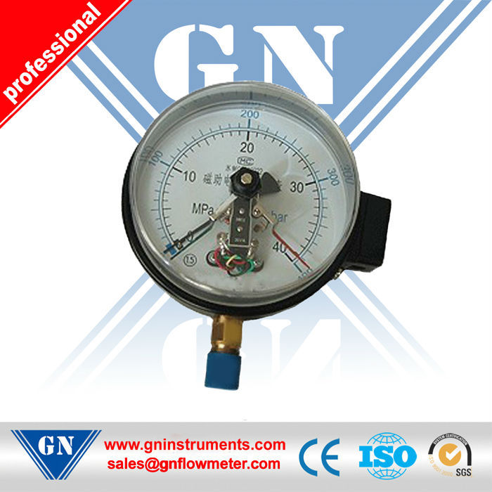 CX-PG-XCA / XCBA Magnetic electric contact pressure meter