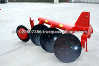 Agricultural Implement, Disc Harrow, Disc Plough
