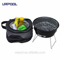 charcoal barbecue grill custom stainless portable outdoor bbq grill camping portable bbq grill