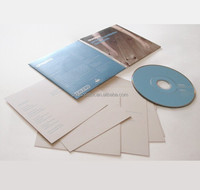 cd dvd replication cheap cd sleeve printing in China