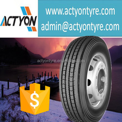 Hot sale new tires discount wholesale truck tyres
