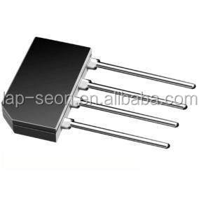 KBU6J SILICIC SINGLE PHASE BRIDGE RECTIFIER(VOLTAGE - 50 to 800 Volts CURRENT - 6.0 Amperes)