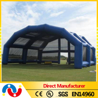 2015 NEw Design Cheap Portable PVC Tarpaulin Inflatable Car Garage Tents For Sale