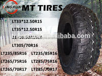 LT265/75r16 suv tyre pick up tyre light truck tyre for auto