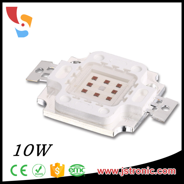 High power 10w red blue mixed color led plant grow light chip