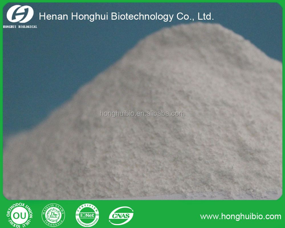 high purity FDA registration improve bone density powder form calcium lactate