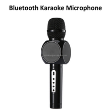 E103 dual 5 watt 2200mah capacity handhold bluetooth speaker bluetooth karaoke microphone