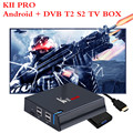 original factory videostrong kii pro android dvb t2 dvb-s2 android 4k set top box