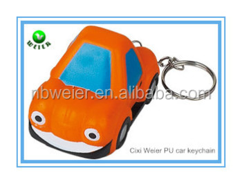 The car key chain