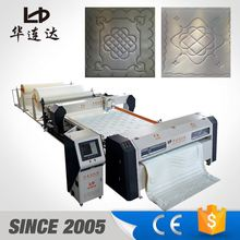 industrial garment processing machinery, china big sleeping bags quilting machine