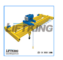 best selling good quality double girder overhead crane for sale