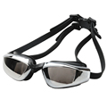 Waterproof glasses silicone durable custom swim goggle