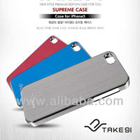 Supreme Metal Phone case for iphone 5, 4(S) & samsung galaxy S3 S4 i9300 i9500 Supreme Metal