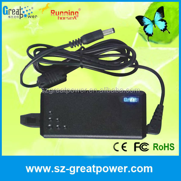 Hot sale! Plug In Connection and AC Output Type 19V 3.42A power supply