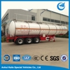 Factory Supply 50cbm fuel tank heavy duty semi trailer