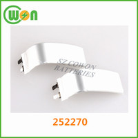 252270 special shape li-ion battery 3.7V 370mAh curve shape polymer battery high quality made in China
