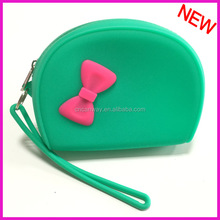 silicone cosmetic case cheap beauty cosmetic case