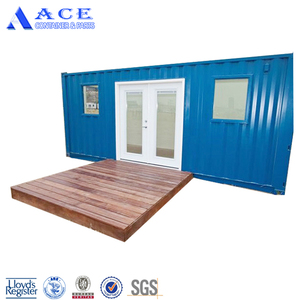 Manufacture New Style Living Accommodation 20ft 40ft Prefab Container Homes