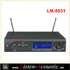 LM-8031 Stereo Handheld Speaker Wireless UHF Microphone