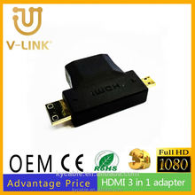 High quality support 3D vga to coax converter