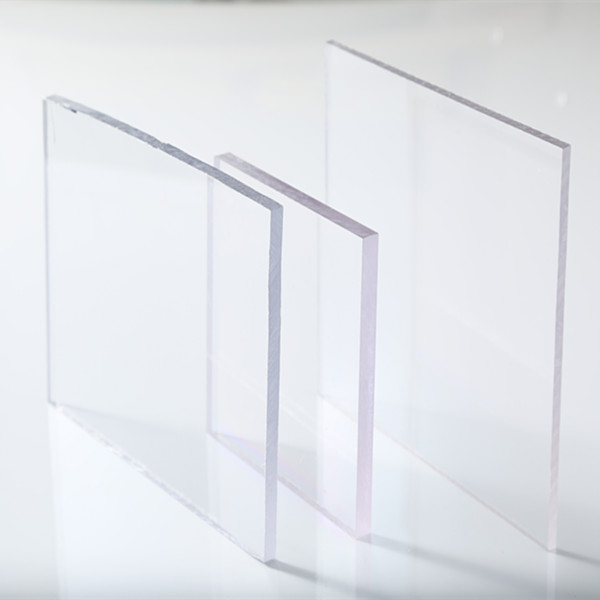 bullet proof 16mm polycarbonate window glass for decoration