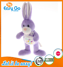 standing shaking electronic easter bunny rabbit plush toy