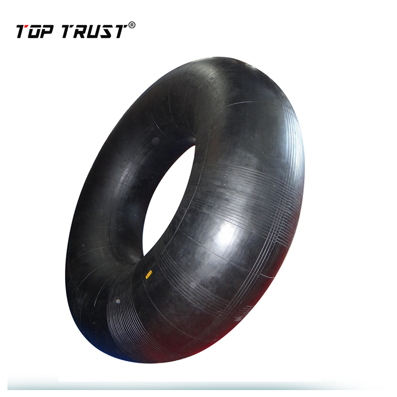 Excellent heat and wearing resistance to protect the tube OTR tire flap