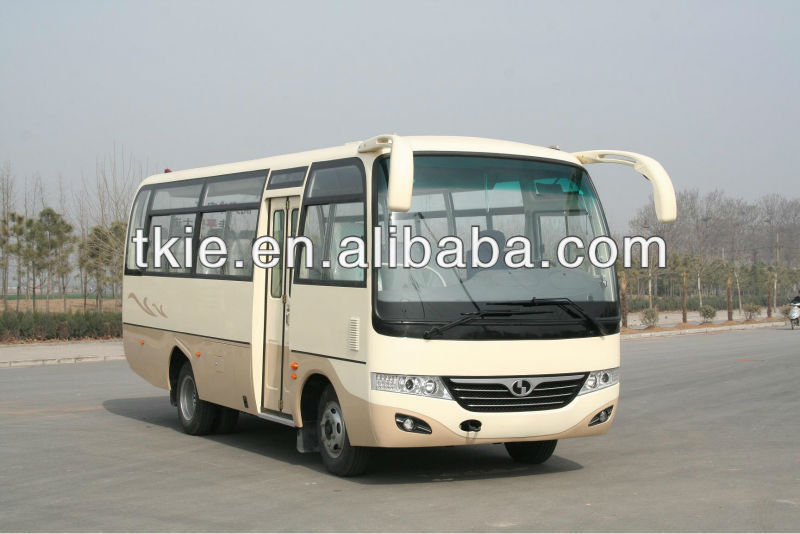 25 seats SLG6660CE luxury mini bus