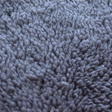China manufacturer 100% polyester knitted sherpa fleece fabric for winter clothing