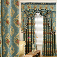 Latest fashion designs voile european sheer curtains