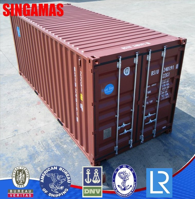 Brand New 20ft / 40ft / 40HC Standard Shipping Container For Sale In China