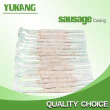 high quality sausage casing for fresh meat packaging, fresh natural 20/22A salted sheep casing
