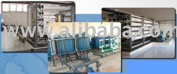 Seawater Desalination Plant Industry RO-MP1500 - 1500 m3/day