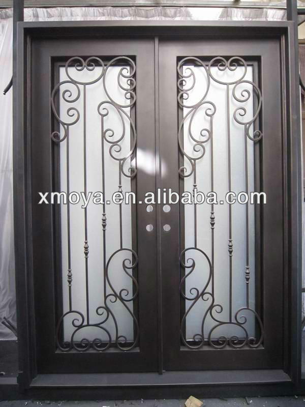 Door grill door u0026 window grates decorative forging Main entrance door grill