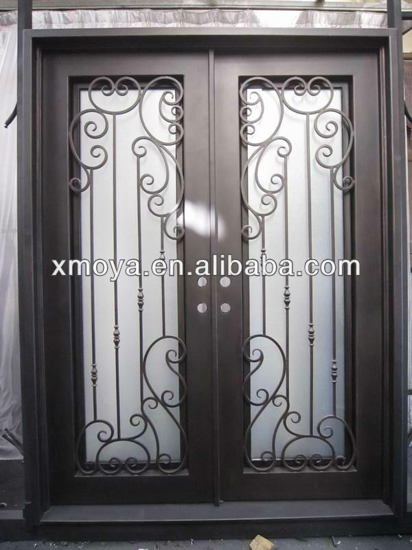Door grill door u0026 window grates decorative forging Main entrance door grill