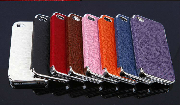 Laudtec Ultra Slim Platinum Design Hard Case For iPhone 4S 4 luxury Phone Cover Accessory FREE SHIPPING