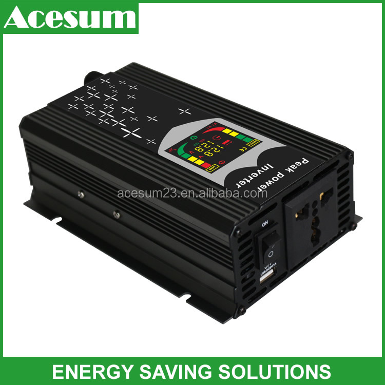 12V 24V high quality kone inverter kdl 16l 1000W 2000W 3000W made in china