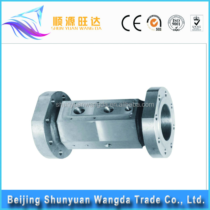 New design furniture connecting parts spin casting aluminum die casting part